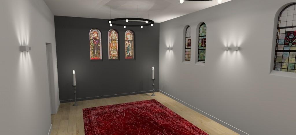 Ontwerp kapel