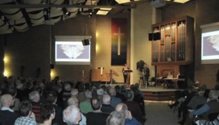 Presentatie interieurontwerp kerk