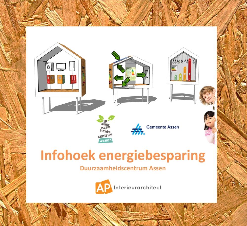 Infohoek Duurzaamheidscentrum Assen